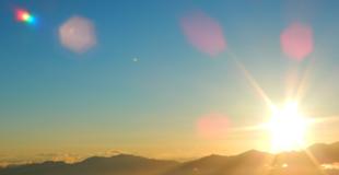 北海道の日出・日没時間